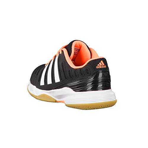 adidas Performance - Zapatillas de balonmano de genérico para mujer schwarz / orange negro - core black/ftwr white/flash orange s15