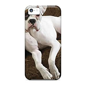 New Arrival Covers Cases With Nice Design For Iphone 5c- American Bulldog