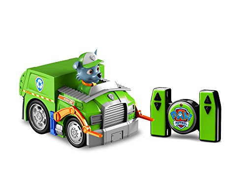 Paw Patrol Rocky Radio Control Recycling Truck (Remote Control Recycle Truck)