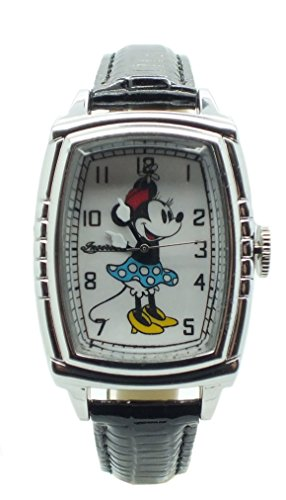 Ingersoll Disney Minnie Mouse Women's IND 26565 Tonneau Case Analog Display Quartz Watch