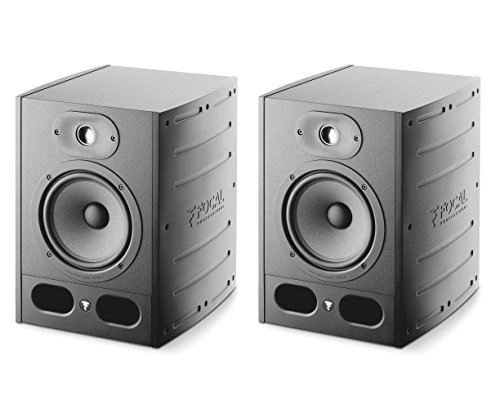 Focal: Alpha 65 Professional Monitoring Loudspeaker (Pair) by Focal