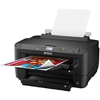epson workforce wf 7110 wireless and wifi direct wide format color inkjet printer. Black Bedroom Furniture Sets. Home Design Ideas