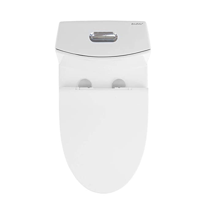 Best Flushing Toilets: Swiss Madison SM-1T254
