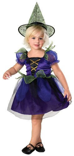 Spider Witch Toddler Costume - Toddler -
