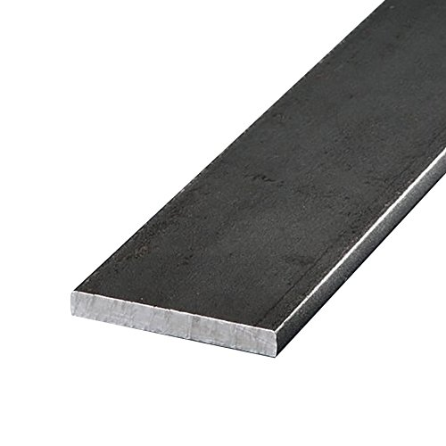 Online Metal Supply A36 Hot Rolled Steel Flat Bar, 1/2'' x 1-1/2'' x 36'' by Online Metal Supply