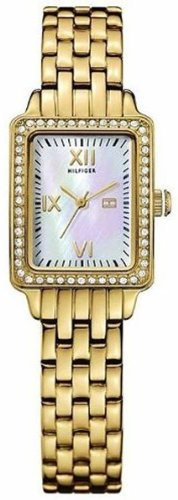 Tommy Hilfiger Whitney Gold-Tone Ladies Watch