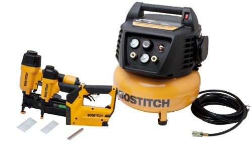 3.  <strong>BOSTITCH BTFP72646 Pancake Air Compressor</strong>