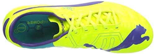 Puma evoPOWER 2 FG - Zapatillas de fútbol para hombre Amarillo