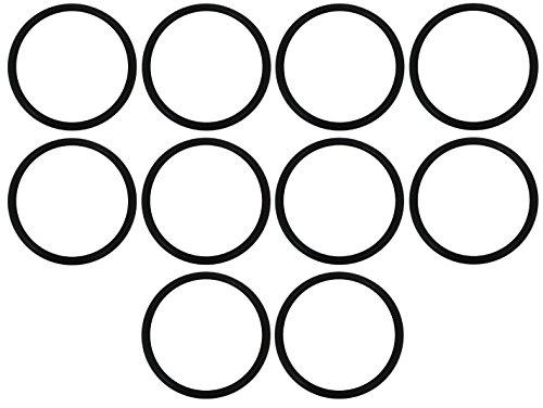 - Eureka / Sanitaire Upright Round Vacuum Belts 10 Pack