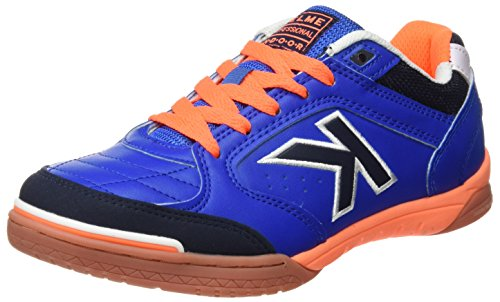 Kelme Fútbol Electric de Unisex Precision Synthetic Blue Botas Azul azqfTRaW