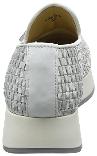 058 Femme Chaussons 1 Face Silver Stonefly Argent PqtEYaUw