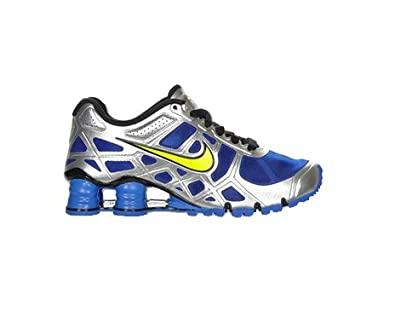 Nike Shox Turbo 12 (GS) Big Kids Running Shoes  454468-400  21233fabd