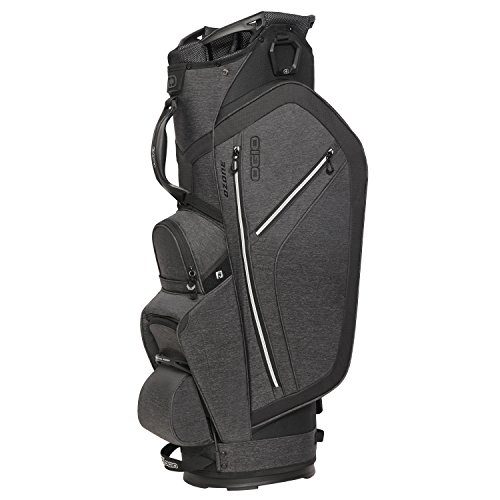 OGIO Ozone Cart Bag, Dark Static