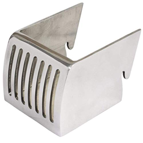 M-VDub Aluminum Cup Holder Fully Polish Compatible with VW Type 2 Bus Splitscreen 1955-1967 ()