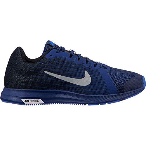 Blu Rfl blue argento 400 Downshifter reflect Da 8 black Bambino Nike nero gs Scarpe Fitness Void Silver zw8RqxqP