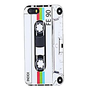 DUR Joyland Tape Pattern ABS Back Case for iPhone 5/5S