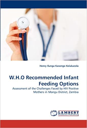 W.H.O Recommended Infant Feeding Options: Assessment of the Challenges Faced by HIV Positive Mothers in Mongu District, Zambia