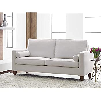 Elle Decor Porter Sofa - French Cream