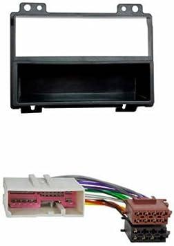 Baseline Connect - Equipo de Montaje de Radio para Ford Fiesta Fusion de 2002 a 2005