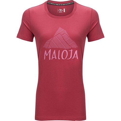 - Maloja PitschenM. T-Shirt - Women's Maple Leaf, XS