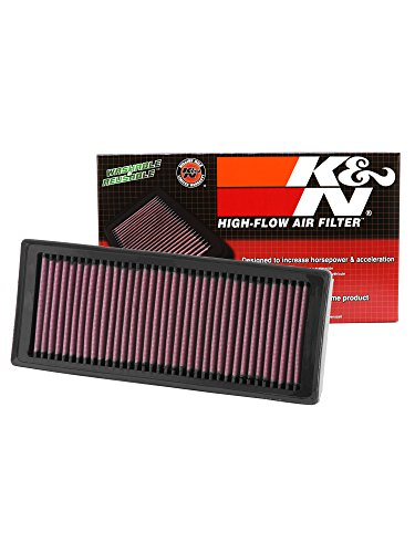 K&N 33-2945 High Performance Replacement Air Filter