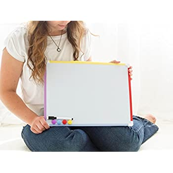 Amazon.com : VIZ-PRO Children Board/Writing Whiteboard/Dry ...