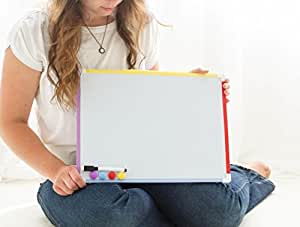 Amazon.com: Magnetic Dry Erase Board for Kids - Kids White
