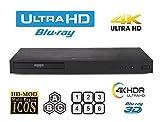 LG 870 UHD - 2D/3D - 2K/4K - Region Free Blu Ray Disc
