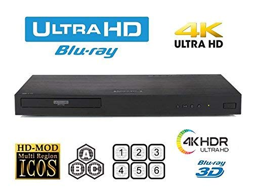 Most Popular Bluray Players