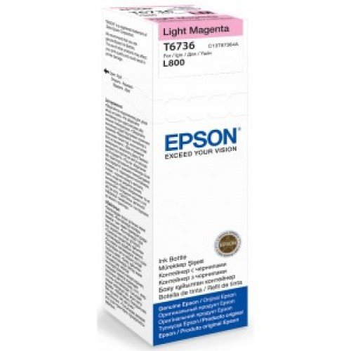 Epson T6736 Light Ink Container  Magenta