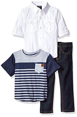 American Hawk Toddler Boys' Long Sleeve