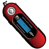 Nextar MA933A-1R 1 Gig MP3 Player Red