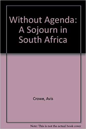 Amazon.com: Without Agenda: A Sojourn in South Africa ...