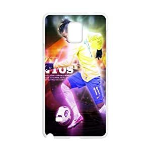 Barcelona Players Neymar for Samsung Galaxy Note 4 Phone Case 8SS459300