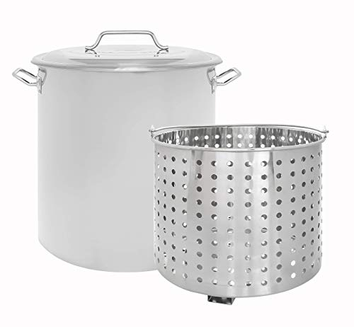 100 quart stainless steel - 3