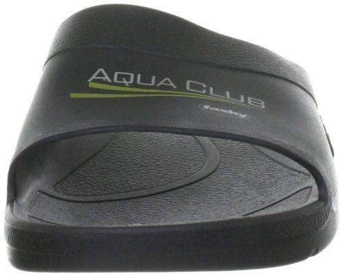 Aqua 7237 Sandalias Fashy unisex Negro Club 54 ESqSvBdw