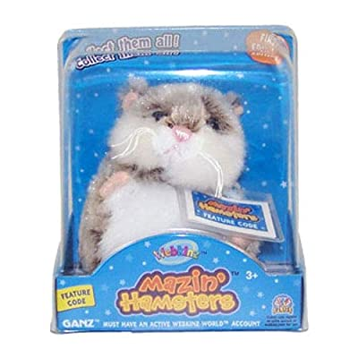 Webkinz Mazin Hamster Willow: Toys & Games