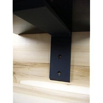 Amazon Com Countertop Support Bracket 16 Quot Steel L Bracket