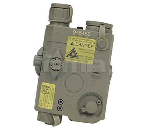 Batería omcan PEQ-15 LA-5 tontito para AEG Airsoft táctico (FG) Celloexpress TB420 (único caso) no para batería de larga WorldShopping4U