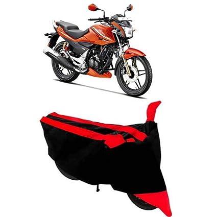 Autorox Water Resistant Two Wheeler Bike Body Cover For Hero