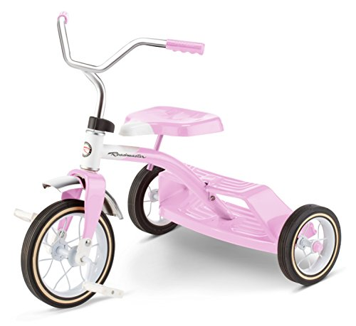 Pacific Cycle Roadmaster Dual Deck Tricycle Pink