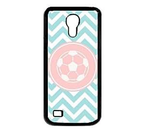 Love Hippos Aqua Zig Zag Circle Hipster Samsung S4 Mini Case - Fits Samsung S4 Mini