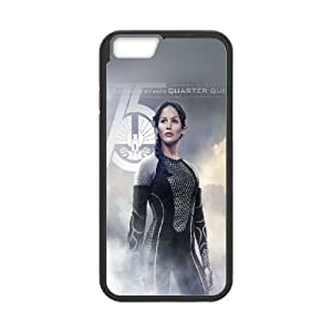 hunger game iPhone 6 4.7 Inch Cell Phone Case Black phone component RT_161433