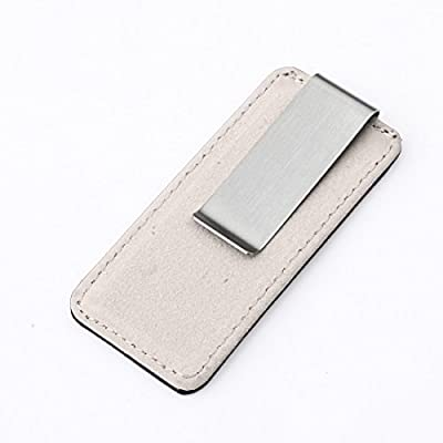 YQA11D Fitness Fashion Multicolored Leather Money Clip Perfect Gift By Y&G