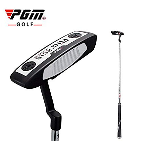 PGM-35inches-Stainless-Steel-Golf-Insert-Putter-balck-mans-putter-Rio-2016-TUG002