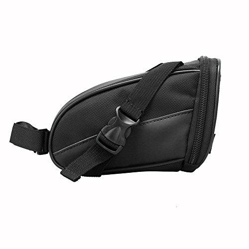 MILKIRAY Fahrrad Satteltasche, Outdoor Radfahren Mountain Fahrrad Rücksitz Packung Tasche - Wasserdicht