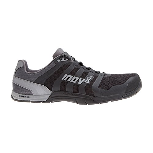 Inov-8 Women's F-Lite 235 V2 Cross-Trainer-Shoes, Black/Grey, 7.5 B US