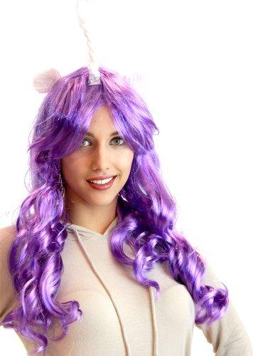 My Little Pony Costume Wigs (Mlp Halloween Rarity)