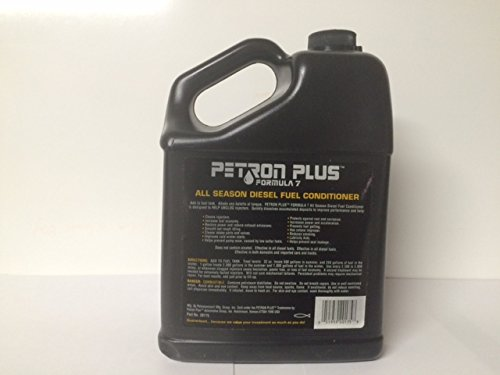 Petron Plus 20175 All Season Diesel Fuel conditioner with Lubricity by Petron Plus