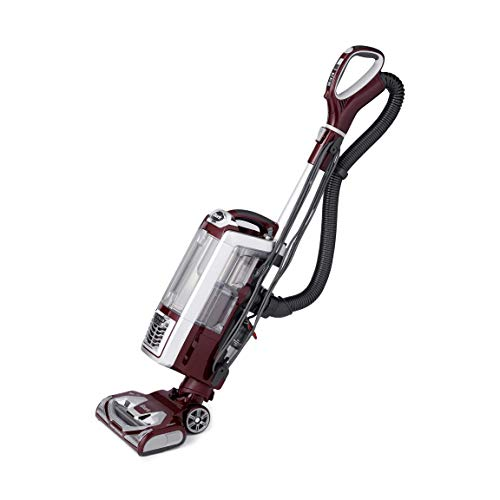 Shark Rotator Powered Lift-Away TruePet (NV752) Upright Vacuum, Mini-Motorized Brush, Bordeaux (Renewed) (Shark Rotator Powered Lift Away True Pet)